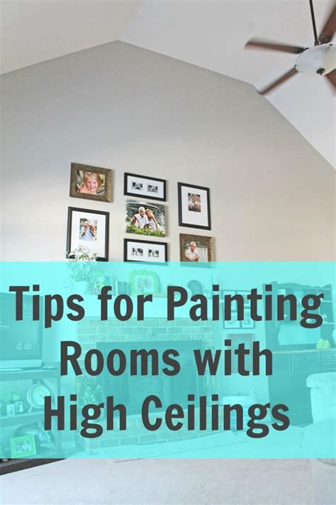 how to paint a room with high ceilings a turtle s