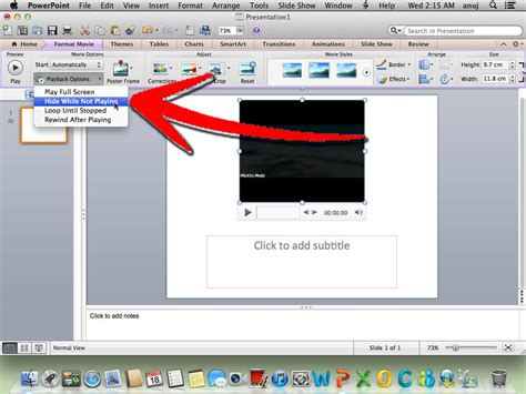 how to create powerpoint photo slideshow on mac and windows pc 4 easy ways to add a video to powerpoint on a mac wikihow