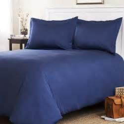 Royal Blue Duvet Roxbury Park Solid Navy King Size 3 Piece Duvet Cover Set