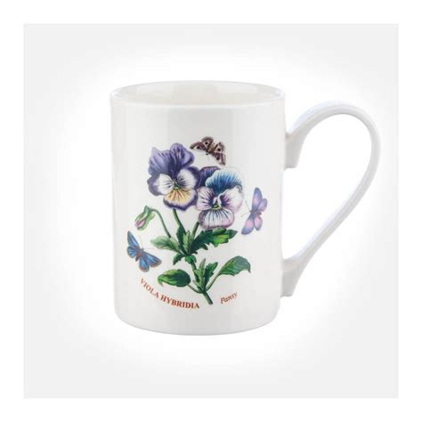 portmeirion botanic garden coffee mug botanic garden coffee mug pansy