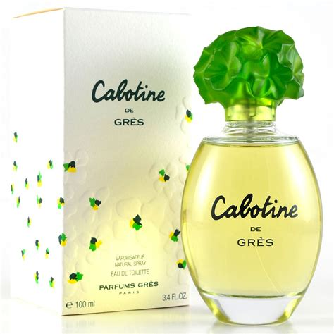 Gres Cabotine 100ml by From Pyrgos Cabotine Parfums Gr 232 S