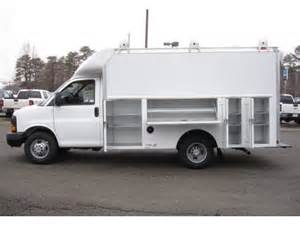 2012 chevrolet express cutaway 3500 commercial utility