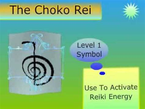 reiki symbols    level  reiki healing youtube