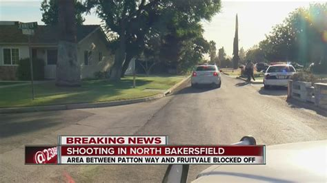 Bakersfield Warrant Search Standoff Situation In Bakersfield Area After Warrant