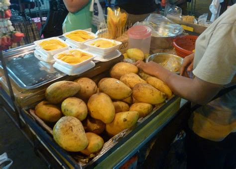 Mango Booming Mango Thai Mango King Mango Sticky thai desserts and sweet treats in thailand in