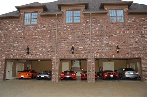 6 car garage gorgeous dream garages dig this design