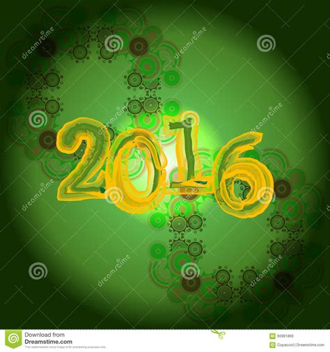 creative new year greeting cards happy new year card 2016 creative greeting card design