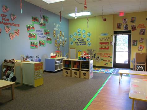 development room day by day daycare center