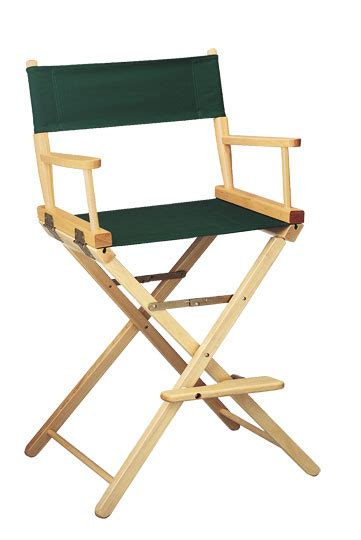 Counter Height Directors Chair by Imprinted Counter Height Frame Directors Chairs