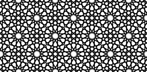 pattern islamic constructing introduction to islamic art and the three