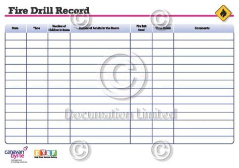 drill record template ideas about attendance sheets on attendance