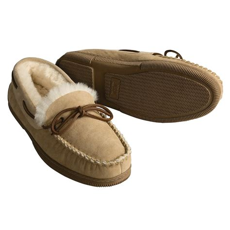 moc slippers acorn lo moc slippers for 48887 save 70