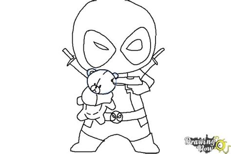 dead pool coloring pages adults printable dead best free
