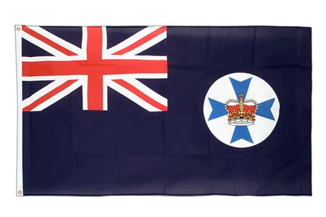 flags of the world brisbane buy queensland flag 3x5 ft 90x150 cm royal flags