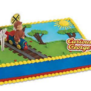 curious george deluxe cake topper supplies canada