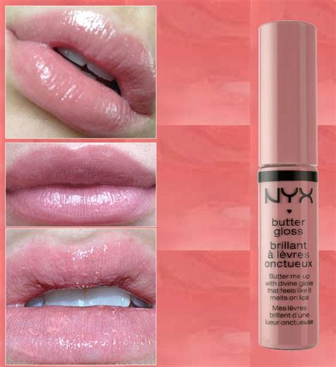Nyx Glossy Liner best 25 nyx butter gloss ideas on nyx butter