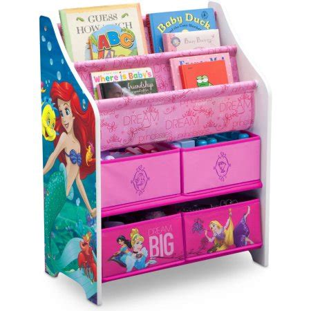 best toy organizer disney princess book toy organizer walmart com