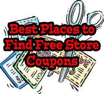 Free Store Finder The Best Places To Find Free Store Coupons
