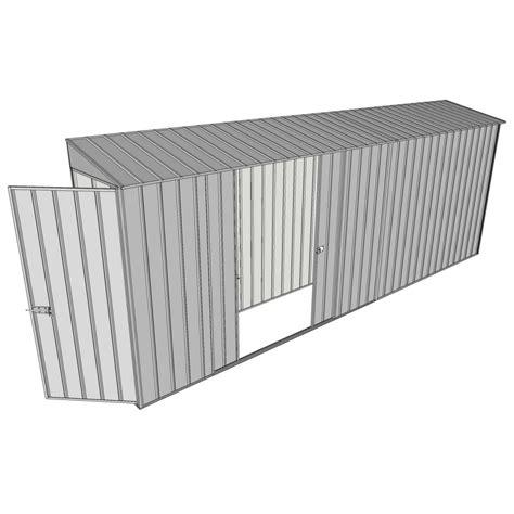 8 x 5 sliding doors garden shed 0 8 x 5 2 sliding side door end door