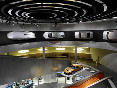 mercedes museum mercedes museum photo gallery autoblog
