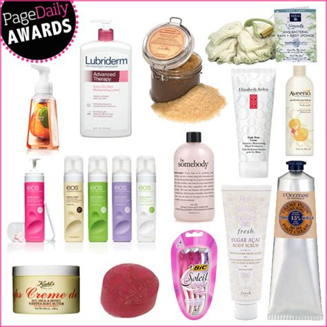 bathrooms products pagedaily awards the best bath body beauty products