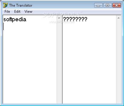 description of freeware translate alternative typer translator
