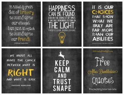 printable dumbledore quotes free albus dumbledore quotes harry potter style just