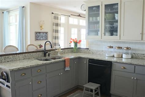 how to seal chalk paint kitchen cabinets why i repainted my chalk painted cabinets sincerely sara d