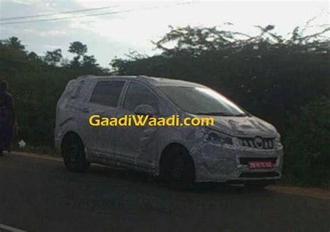mahindra world world exclusive mahindra tuv500 mpv wraps spotted