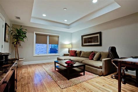 hardwood living room del roy project nortex custom hardwood floors
