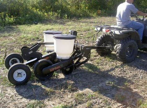 Atv Planter Related Keywords Atv Planter Long Tail Atv Corn Planter