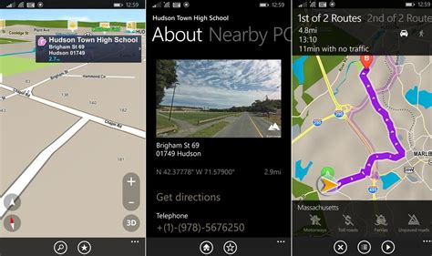 mobile phone navigation apps sygic releases their smooth sygic gps navigation app