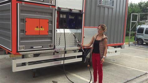 mobile workshop mobile workshop lube truck