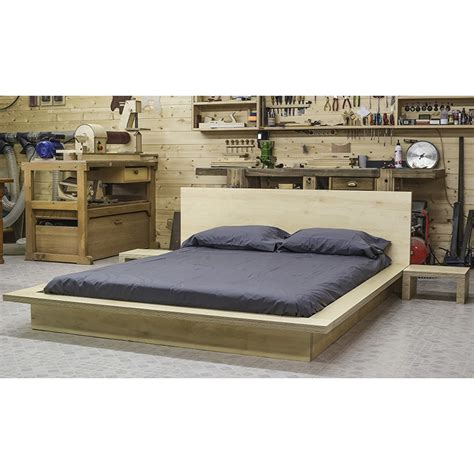Tatami Bed Frame Japanese Tatami Bed Wood Frame