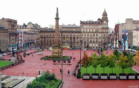 hairdresser glasgow george square george square in glasgow scotland utrip