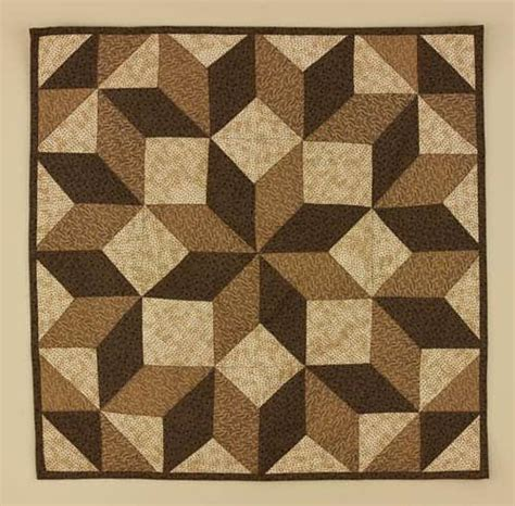 Shades Of Brown shades of brown quilt square
