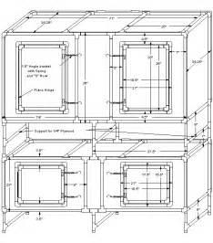 Plywood Rabbit Hutch Al S Cockatiel Cabin Pvc Flight Cage Plans