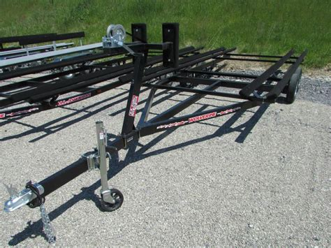 pontoon boat trailer hitch pontoon flatbed dump utility and enclosed cargo