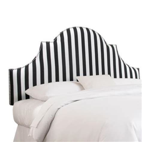 canopy high arch nail button headboard collection i target