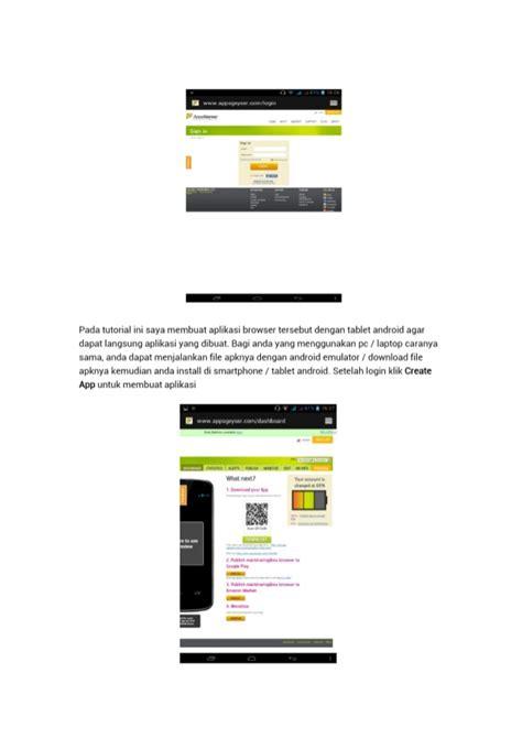 membuat aplikasi android dengan membuat aplikasi android dengan apps geyser
