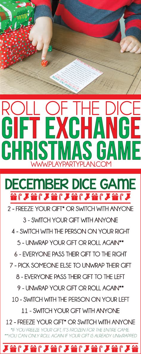 switch steal unwrap gift exchange 11 creative gift exchange you to try play plan