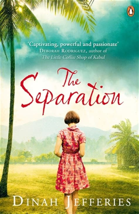 the separation books the separation by dinah jefferies reviews discussion