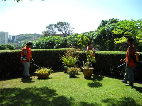 Landscaping Oahu Landscaping Services Oahu Hawaii