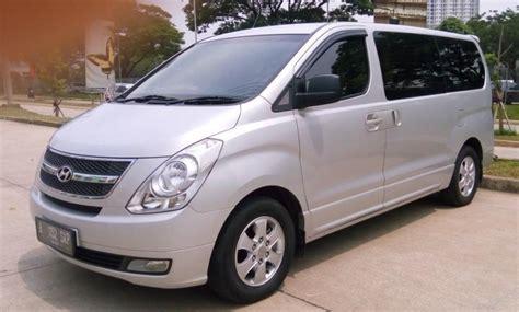 Karpet Hyundai H1 h 1 jual cepat hyundai h1 crdi september 2010 silver