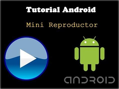 tutorial android eclipse java tutorial android como hacer un mini reproductor eclipse