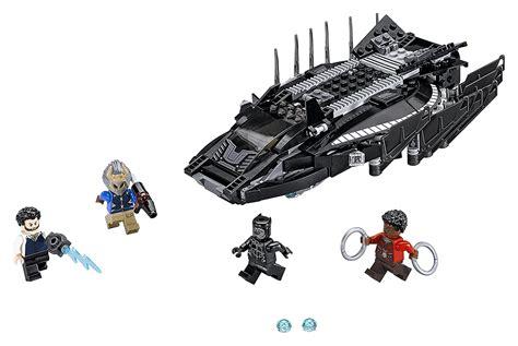 Lego Black Panther lego black panther sets up for order photos marvel news