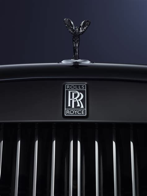 rolls royce badge rolls royce introduces black badge trim for ghost and