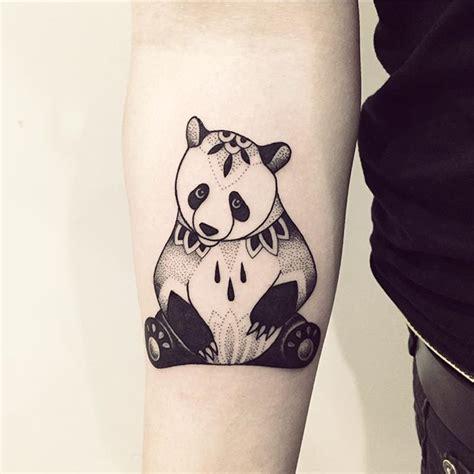 panda tattoo instagram 17 best ideas about panda tattoos on pinterest panda