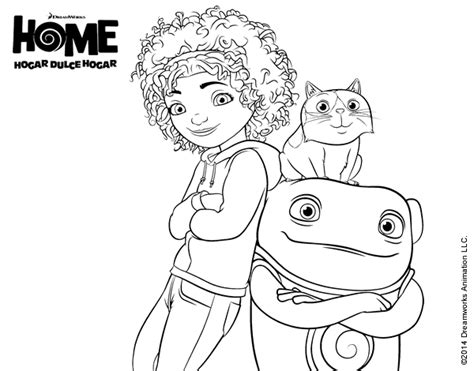 imagenes sorprendentes de niños dibujo de home hogar dulce hogar para colorear dibujos net