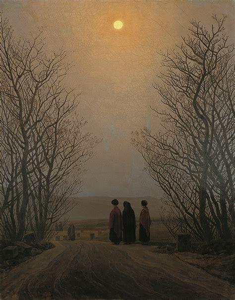 libro caspar david friedrich diez pinturas inolvidables ix museo thyssen bornemisza leitersblues com